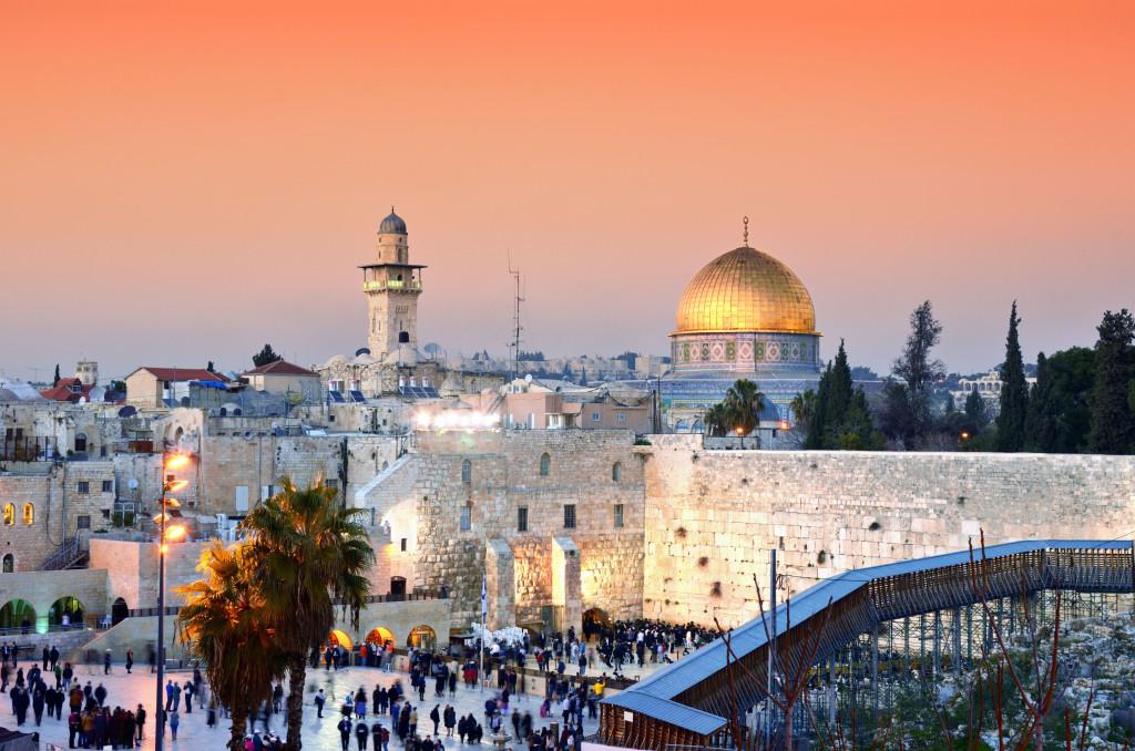Israel: Here I come!